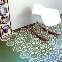 Pavimento decorato_thegreengirls.com